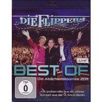 Die Flippers - Best of - Die abschiedstournee 2011 - Blu Ray