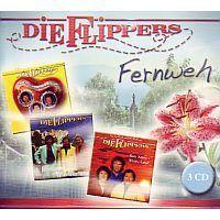 Die Flippers - Fernweh - 3CD