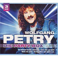 Wolfgang Petry - Die Party Box - 3CD