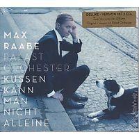 Max Raabe und das Pallast Orchester - Kussen kann man nicht alleine 2CD