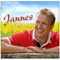 Jannes - Lach, Leef en Geniet - CD