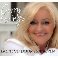 Corry Konings - Lachend door het leven - CD