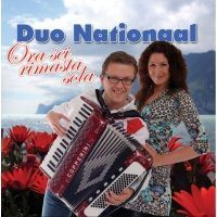 Duo Nationaal - Ora Sei Rimasta Sola - CD-Single