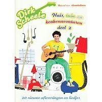 Dirk Scheele - Huis, tuin en keukenavonturen - deel 2 - DVD