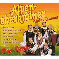 Alpenoberkrainer - Alpski Quintett, Das Beste - 3CD