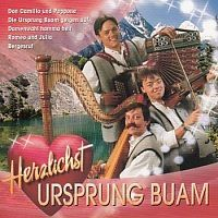 Ursprung Buam - Herzlichst - CD