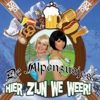 De Alpenzusjes - Hier zijn we weer! - CD