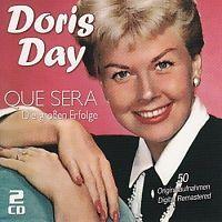Doris Day - Que Sera - Die Grossen Erfolge - 2CD