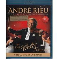 Andre Rieu and the Waltz goes on - Vienna City of my dreams - Blu Ray