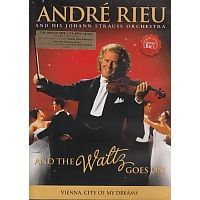 Andre Rieu - and the Waltz goes on - Vienna City of my dreams - DVD
