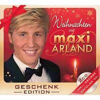 Maxi Arland - Weihnachten mit - Geschenk Edition - 2CD