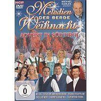 Melodien der Berge - Weihnacht - Advent in Sudtirol - DVD