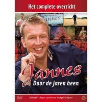 Jannes - Door de jaren heen - DVD