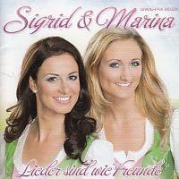 Sigrid und Marina - Lieder sind wie Freunde - CD