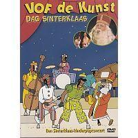V.O.F. de Kunst - Dag Sinterklaas - een Sinterklaas-kinderpopconcert - DVD