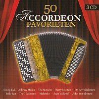 50 Accordeon Favorieten - 3CD
