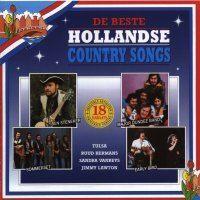 De Beste Hollandse Country Songs - Tulpenserie - CD