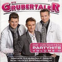 Die Grubertaler - Die grossten Partyhits Vol. 3 - CD