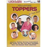 Lucas en Gea presenteren Hollandse Toppers op hun best - Volume 2 - DVD