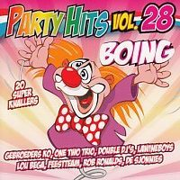 Party Hits - Vol. 28 - Boing - CD