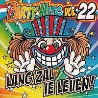 Party Hits - Vol. 22 - Lang Zal Ie leven! - CD
