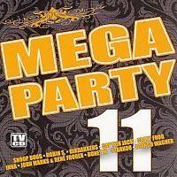 Mega Party Vol. 11 - 3CD