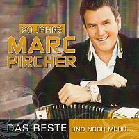 Marc Pircher - 20 Jahre Marc Pircher, Das beste, und noch mehr... - 2CD