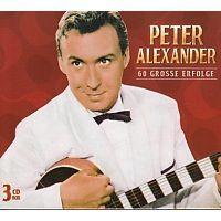 Peter Alexander - 60 Grosse Erfolge - 3CD