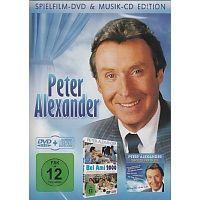 Peter Alexander - Spielfilm und Musik Edition - Grosse erfolge - CD+DVD