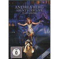 Andrea Berg - Abenteuer Live -  20 Jahre - DVD