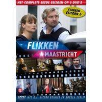 Flikken Maastricht - Seizoen 6 - 3DVD