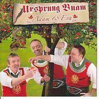 Ursprung Buam - Adam und Eva