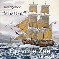 Shantykoor Albatros - Op volle zee - CD