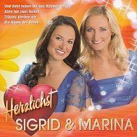 Sigrid und Marina - Herzlichst - CD