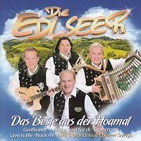 Die Edlseer - Das Beste aus der Hoamat - CD