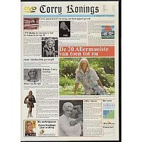 Corry Konings - De 20 allermooiste van toen en nu - DVD