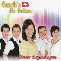 Oesch's die Dritten - Unser Regenbogen - CD
