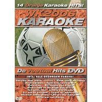 Karaoke - De Voetbal Hits WK 2006 - DVD