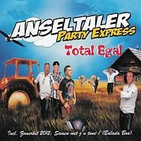 Anseltaler - Party Express - Total Egal - CD