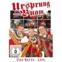 Ursprung Buam - Das Beste Live - DVD