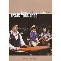 Texas Tornados - Live from Austin TX - DVD
