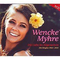Wencke Myhre - Die Singles 1964-2010 - Die Liebe im Allgemeinen - 3CD