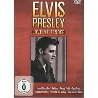 Elvis Presley - Love me tender - DVD