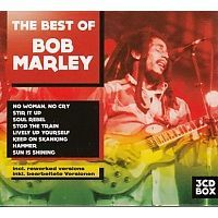 Bob Marley - The Best Of - 3CD