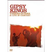 Gipsy Kings - Tierra Gitana and Live in Concert - DVD