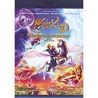 Winx Club - Magisch Avontuur 3D - Blu Ray 3D