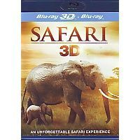 Safari 3D - Blu-ray 3D + Blu-ray (Documentaire)