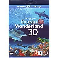 Ocean Wonderland 3D - Blu-ray 3D + Blu-ray (Documentaire)