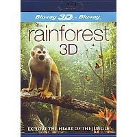 Rainforest 3D - Blu-ray 3D + Blu-ray (Documentaire)