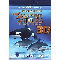 Dolphins and Whales - Tribes of the Ocean 3D - Blu-ray 3D + Blu-ray (Documentaire)